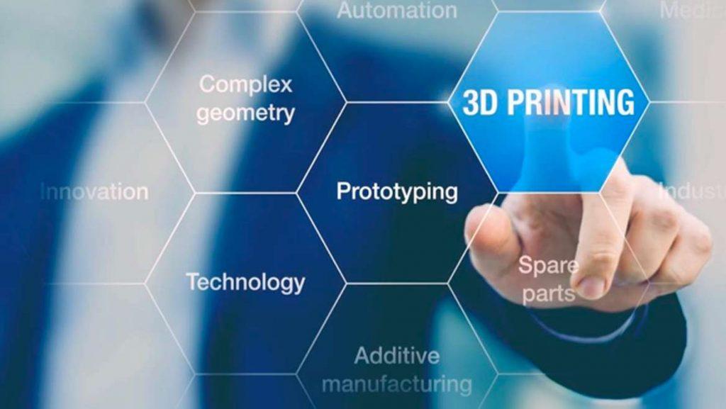 تکنولوژی پرینت سه بعدی - استارتاپ - شتابدهنده دارویی
