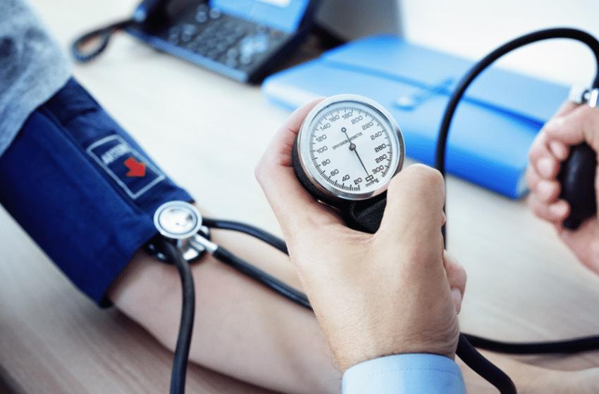 بررسی اپیدمیولوژی فشار خون بالا در ایران