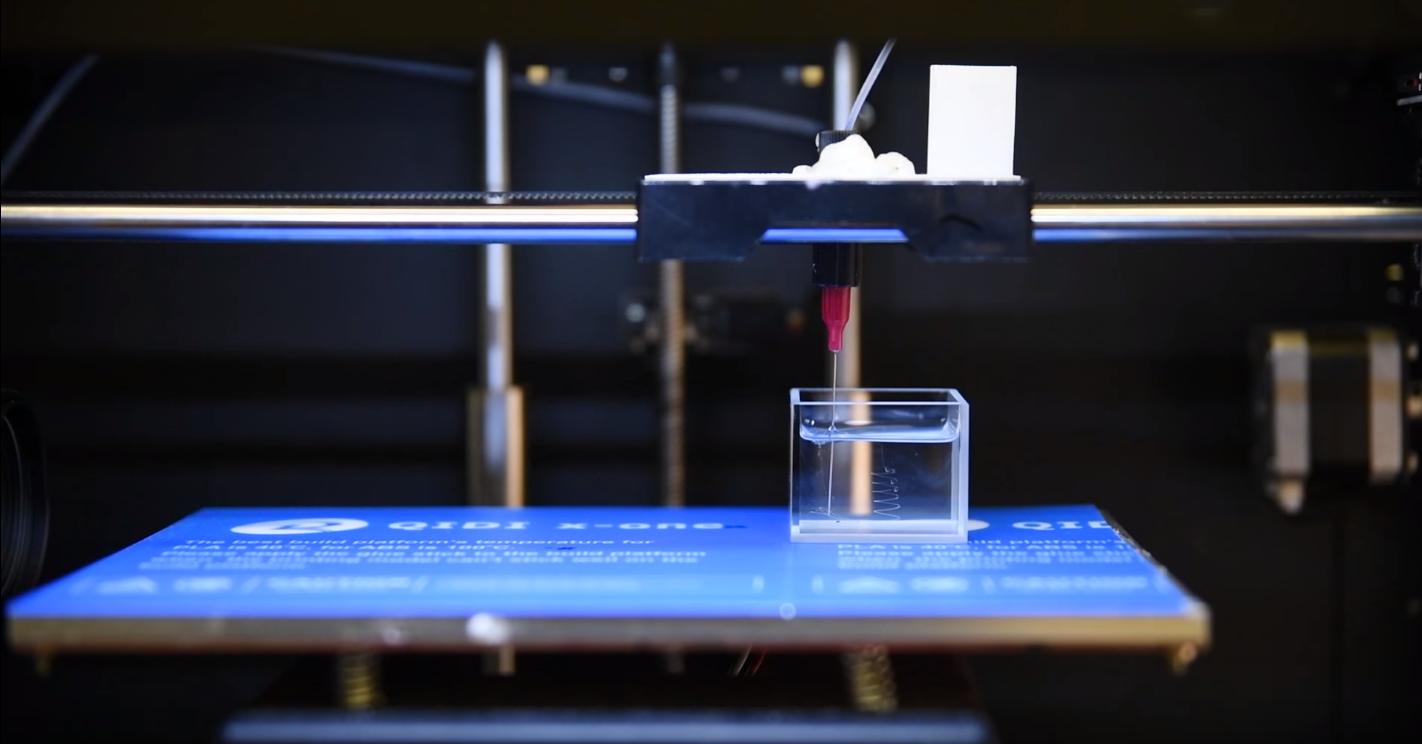 پرینت سه بعدی و نانوتکنولوژی