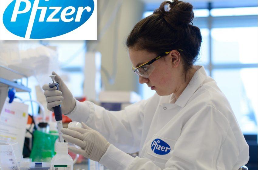 در مراکز تحقیق و توسعه شرکت فایزر چه میگذرد؟