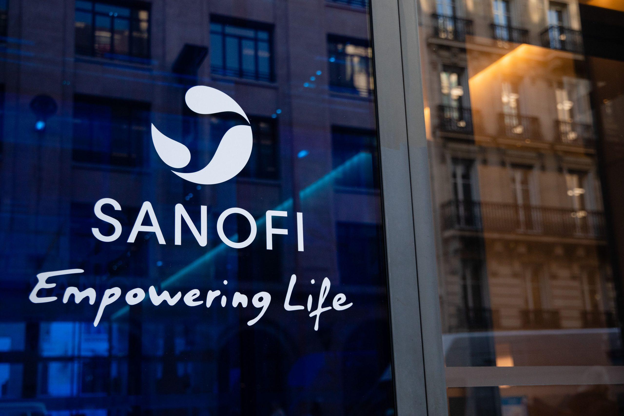 Sanofi HQ, in Paris, France, on February 6, 2020. Photographer: Marlene Awaad / Bloomberg