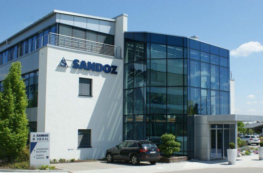 Sandoz ؛ بخش ژنریک ساز شرکت نوارتیس