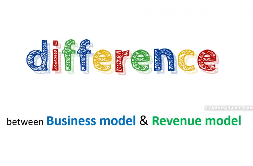 مدل کسب و کار مساوی مدل درآمد استارتاپ نیست!