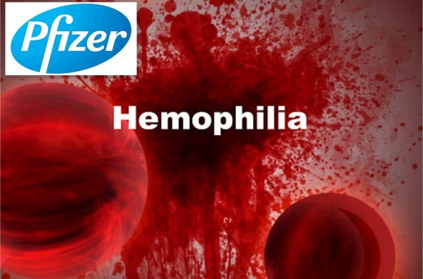 داروی هموفیلی شرکت فایزر وارد فاز ۳ مطالعات بالینی شد