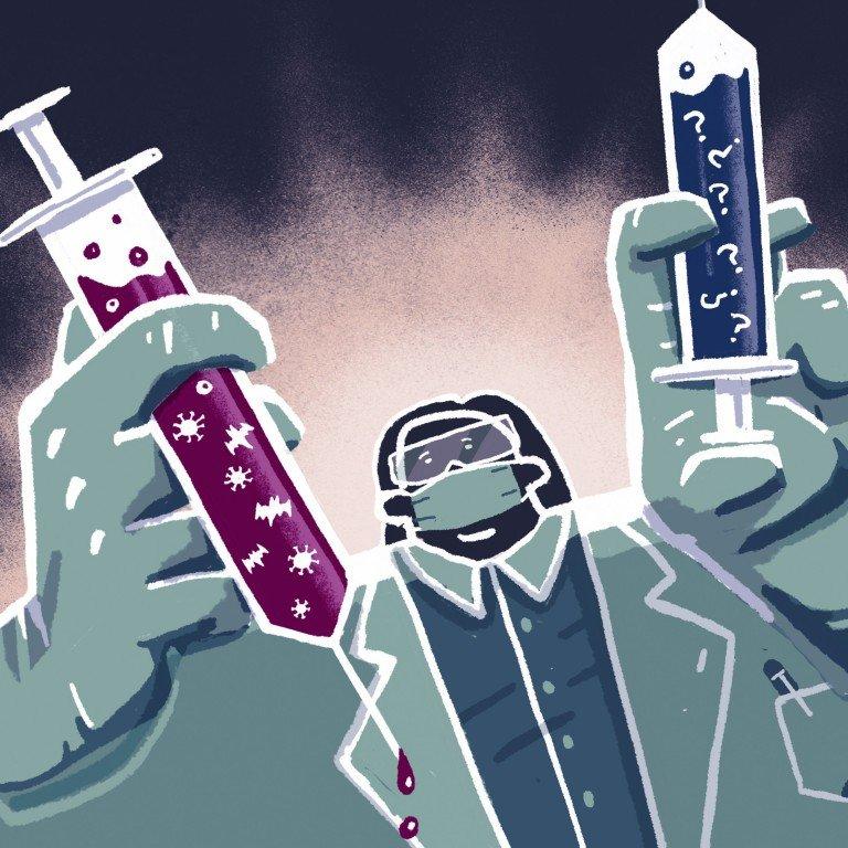 درمان کرونا  - 2