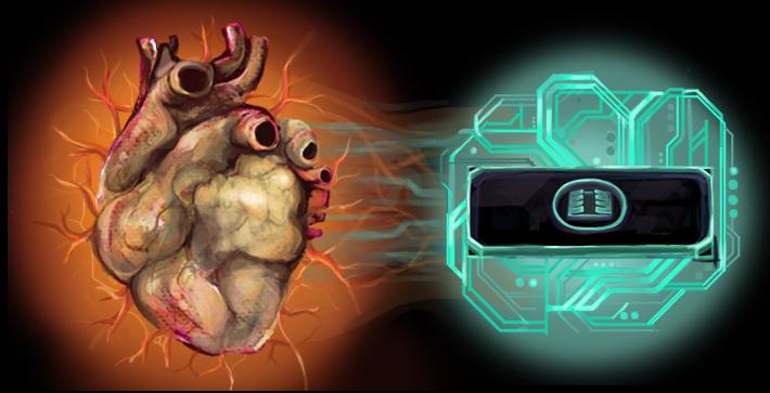 اندام تراشه قلب - 3