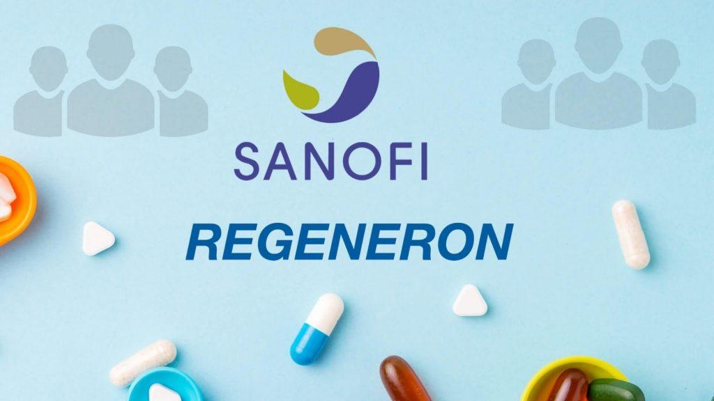 sanofi و regeneron