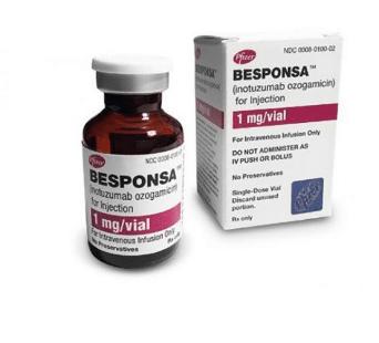 داروی کونژوگه با آنتی بادی Besponsa