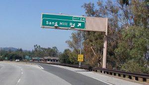 جاده سندهیل